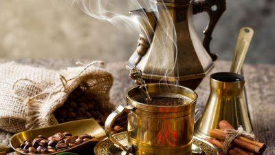 خدمة شاي وقهوه كويتيات
