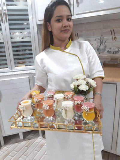 خدمة نسائية شاي وقهوة الكويت جميع المناسبات |+201114323865